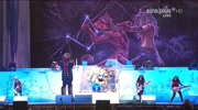 Iron Maiden Live 2014 德国Rock.Am.Ring音乐节