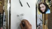 看完他的畫,我重新認識了素描~人物明暗關系還可以這樣處理