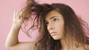 如何修復干枯毛躁的頭發