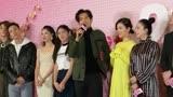 《寵愛》首映發布會,鐘漢良、楊子姍互夸