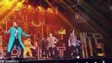 中國音樂公告牌之NINEPERCENT合體打歌