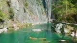 世界地質公園  《西游記女兒國》拍攝地-小巫峽水韻春色