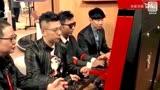 【羽泉】2017年夢想的聲音錄制后臺同林俊杰和導演一起玩休閑游戲