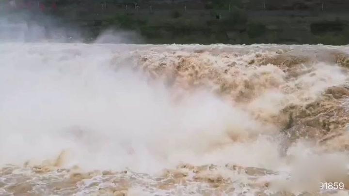 黃河壺口瀑布