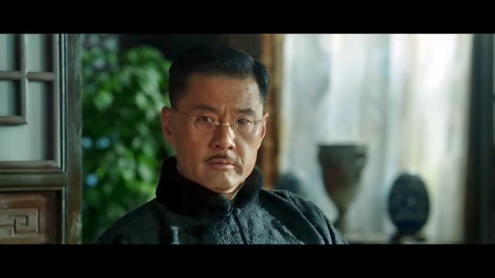 影視:日本人請陳默人出面主持局面,他誓不做漢奸,直接拒絕了!