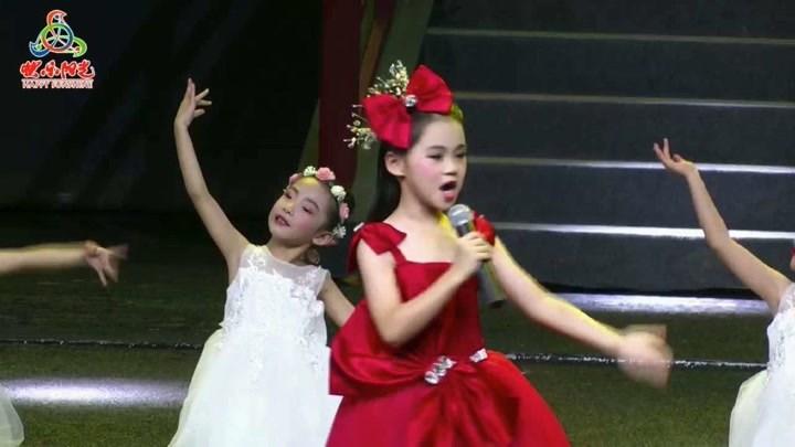 張天霖演唱《蕩秋千的小姑娘》好聽