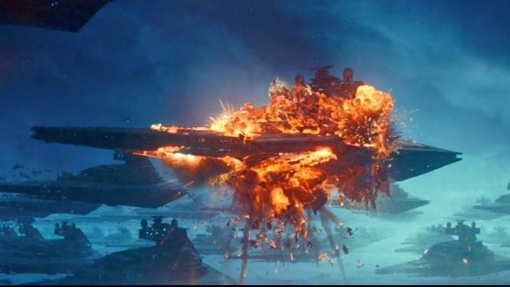 星球大戰9:空戰鏡頭重組和張靚穎的《我的夢》是不是絕配?