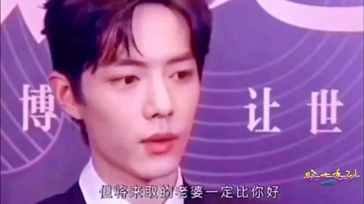 肖戰、高曙光《搞笑小劇場》項莊舞劍,意在沛公