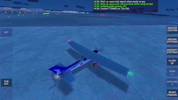 wow看洛杉磯國際機場多美,開天鷹172在洛杉磯國際機場盤旋
