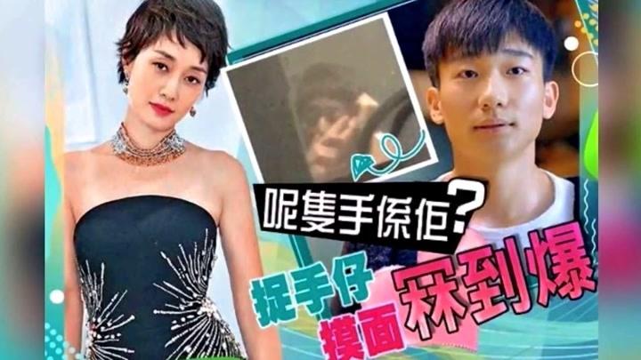 吳昊宸方否認與馬伊琍戀情三個月沒見了別開玩笑