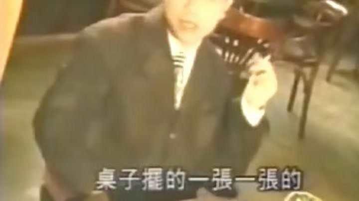 當年還是小鮮肉!蔡康永年輕時自導自演的《流行都市》,面對鏡頭十分青澀。