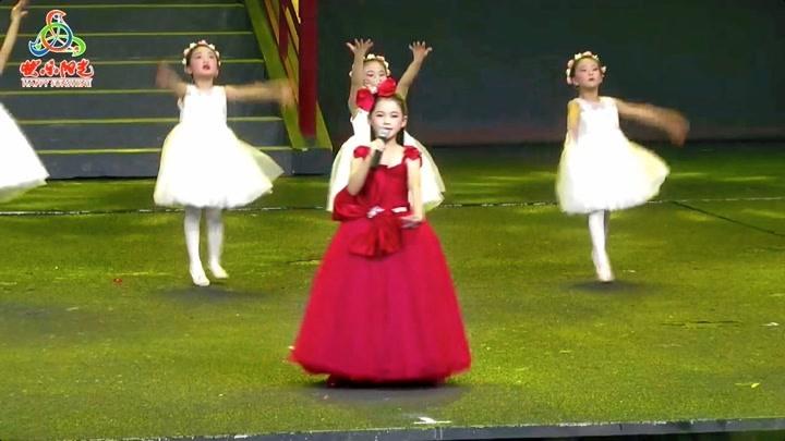 張天霖小朋友演唱《蕩秋千的小姑娘》