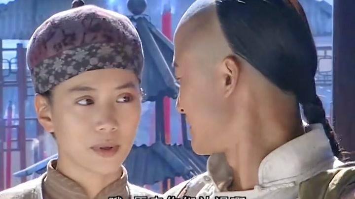 南少林:三人在寺院相遇,不料王爺竟不給說話機會,眼神有點不對