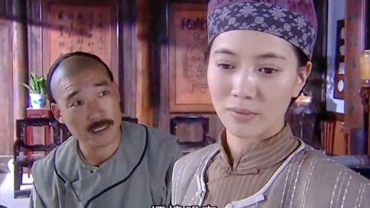 南少林:美女女扮男裝來找茬,不料她還有這個身份,人不貌相呀!