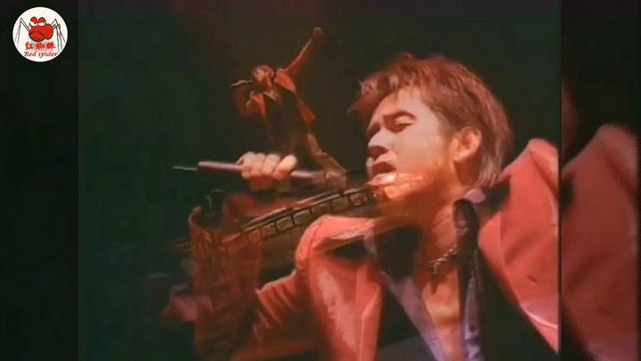 譚詠麟當年非常火的一首歌《Elaine》2001年演唱會版