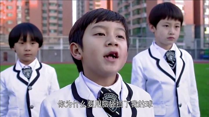 小爸爸:文章帶兒子參加親子足球,險些輸給國家隊教練