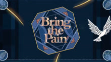 【BTS】Bring it, bring the pain oh yeah - 201017 bighit_merch